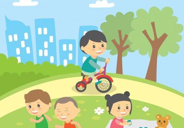 Sonho de criança: É melhor ganhar ou comprar sua primeira bicicleta?