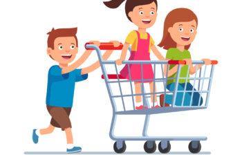 Dicas para evitar o consumismo infantil