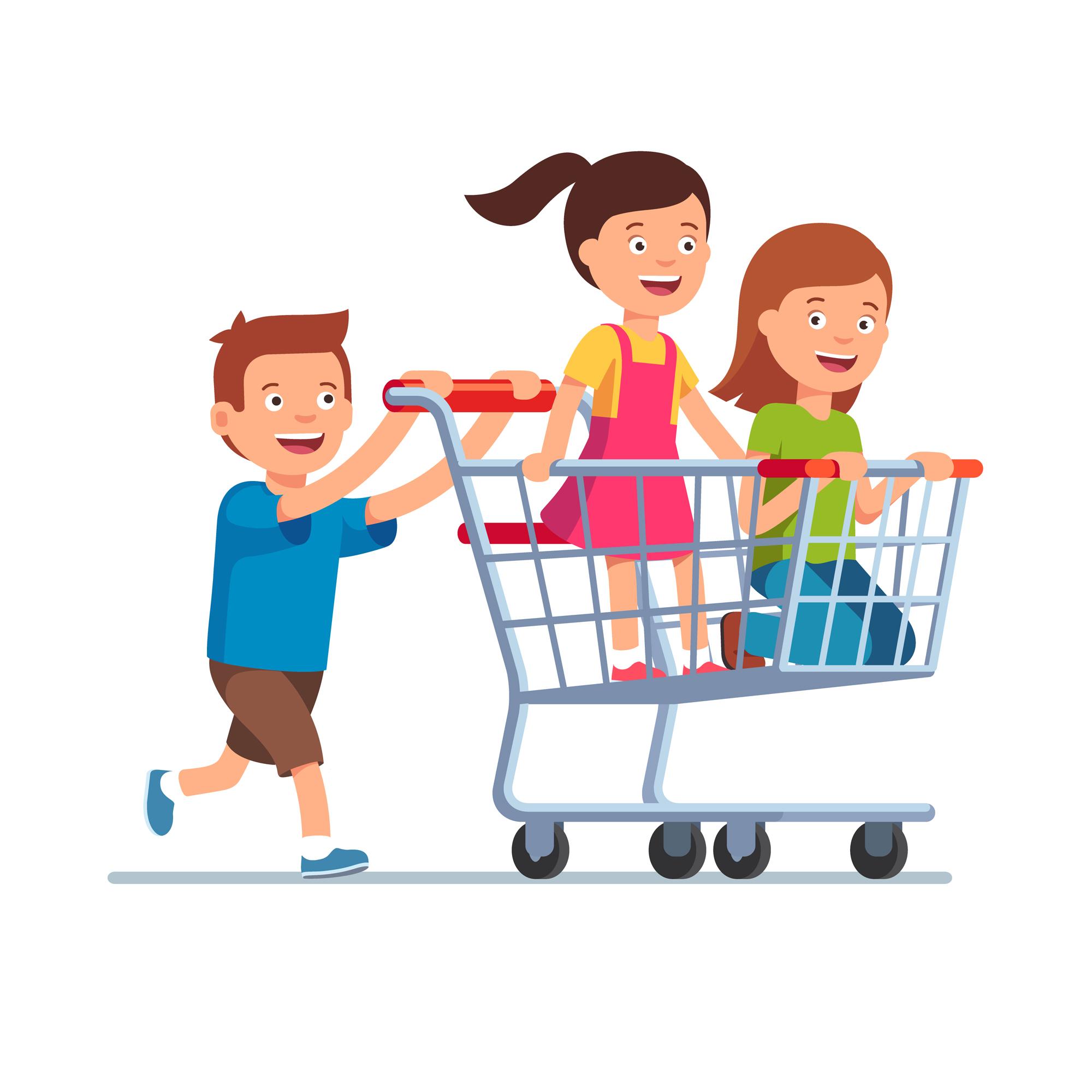2d48671d41 Dicas para evitar o consumismo infantil - Graninha Kids