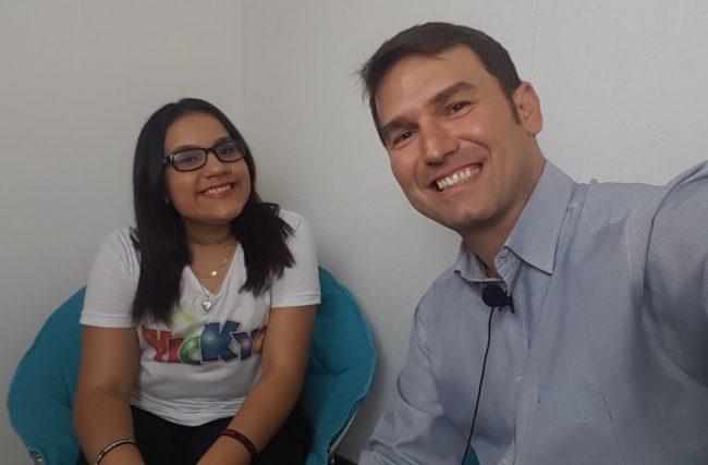 Falando sobre Graninha com Ricardo Fadini – Hoje com Vickye