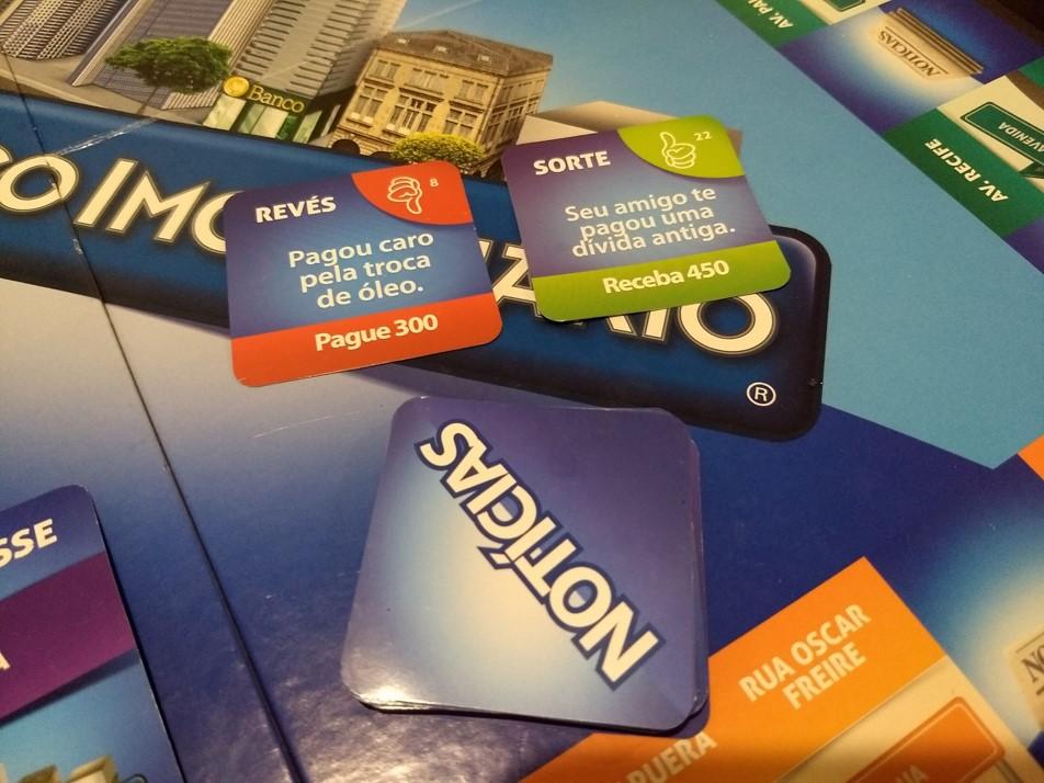 Banco Imobiliário ou Monopoly