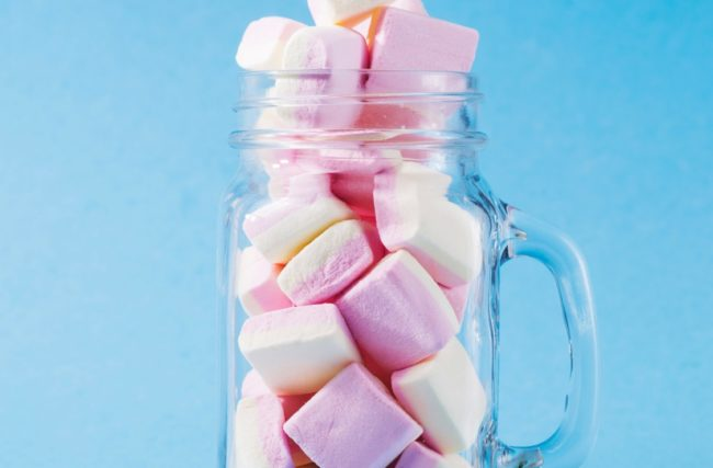 O Teste do Marshmallow