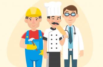 Você já explicou para seu filho porque você trabalha e como faz para ganhar dinheiro?