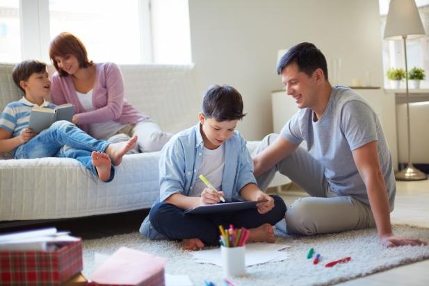 Como ter mais tempo para seus filhos?