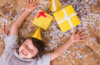 O que fazer quando seu filho recebe dinheiro de presente?